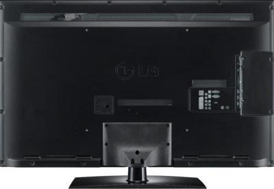 Телевизор LG 42LV370S - сзади