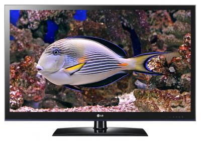 Телевизор LG 42LV3700 - вид спереди