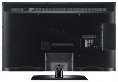 Телевизор LG 42LV3700 - вид сзади