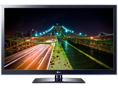 Телевизор LG 32LV370S - вид спереди