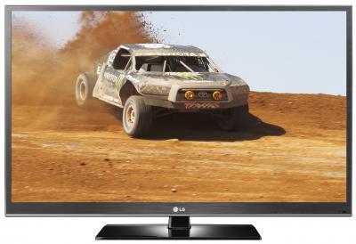 Телевизор LG 42PT450 - вид спереди