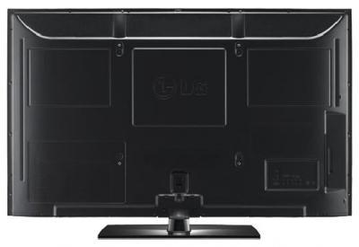 Телевизор LG 42PT450 - вид сзади
