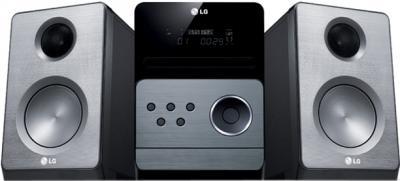 Микросистема LG XA66 - общий вид