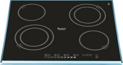 Индукционная варочная панель Hotpoint KIO 642 DDZ - общий вид