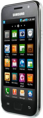 Смартфон Samsung i9003 Galaxy S scLCD (16Gb) (GT-I9003 RWJSER) - вид сбоку