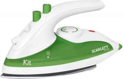 Утюг Scarlett SC-1135S (бело-зеленый)