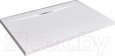 Душевой поддон Radaway Giaros D 900x1000 / MKGD1090-03 - общий вид