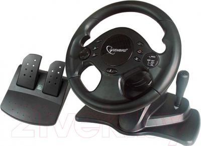 Игровой руль Gembird STR-SHOCKFORCE-M