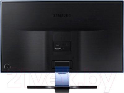 Монитор Samsung S27E390H (LS27E390HSO/RU) - вид сзади