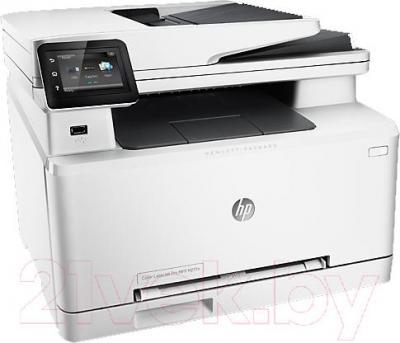 МФУ HP Color LaserJet Pro MFP M277n (B3Q10A) - общий вид