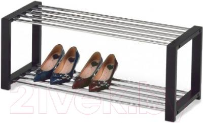 Полка для обуви Halmar ST2 (черный)
