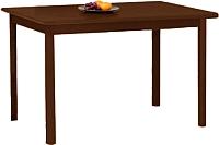 Обеденный стол Halmar Calvin (античная черешня) -