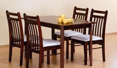Обеденный стол Halmar Calvin (античная черешня)