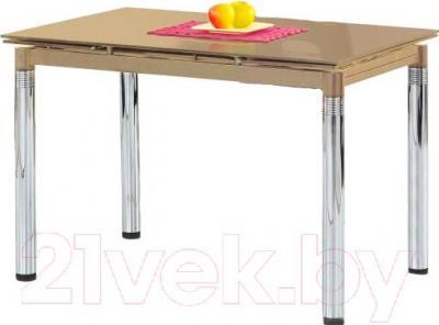 Обеденный стол Halmar L31 (бежевый)