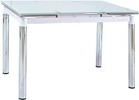 Обеденный стол Halmar L31 (белый) -