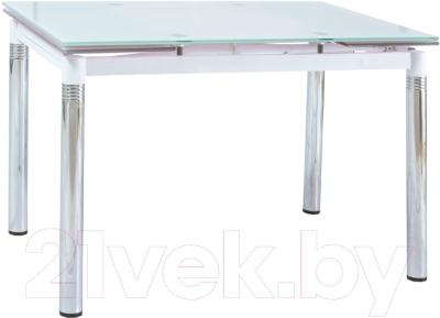 Обеденный стол Halmar L31 (белый)