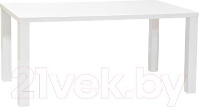 Обеденный стол Halmar Ronald 120x80 (белый)