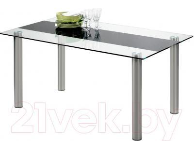 Обеденный стол Halmar Talon (черный)