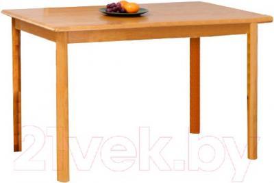 Обеденный стол Halmar Calvin (ольха золотая)