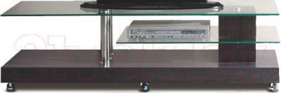 Стойка для ТВ/аппаратуры Halmar RTV-7 BIS (венге) - общий вид