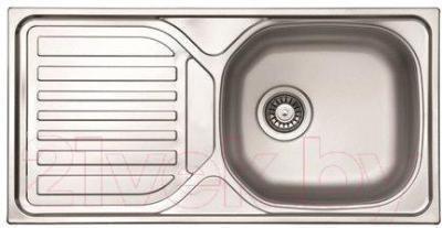 Мойка кухонная Ukinox CMM 860.435 GT 6K (левая) - общий вид