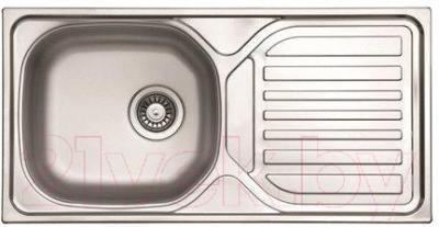 Мойка кухонная Ukinox CMM 860.435 GT 6K (правая) - общий вид