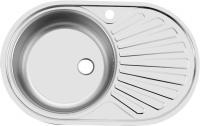 Мойка кухонная Ukinox FAP770.480-GT6K 2L -