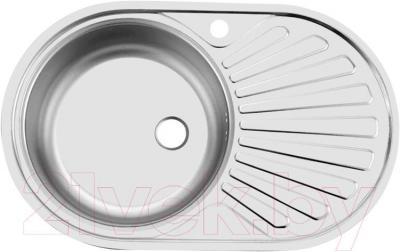 Мойка кухонная Ukinox FAP770.480-GT6K 2L