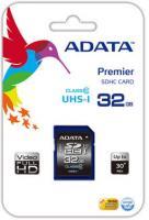 Карта памяти A-data Premier SDHC UHS-I U1 (Class 10) 32 GB (ASDH32GUICL10-R) -
