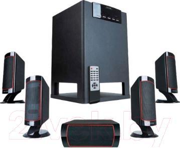 Мультимедиа акустика Microlab X15 (черный) - общий вид
