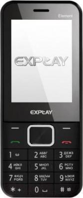 Мобильный телефон Explay Element (черный)