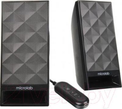 Мультимедиа акустика Microlab B53 - общий вид