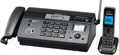 Факс Panasonic KX-FC965RU - общий вид