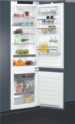 Холодильник с морозильником Whirlpool ART 9813/A++ SFS - встроенный в кухонный гарнитур
