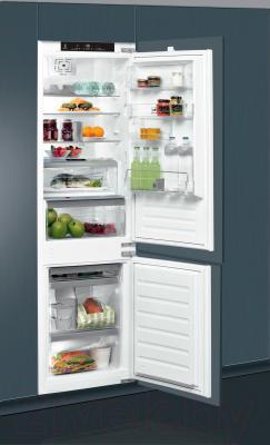 Холодильник с морозильником Whirlpool ART 8910/A+ SF - общий вид