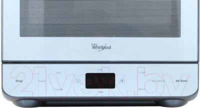 Микроволновая печь Whirlpool MAX 38 NBU - панель управления