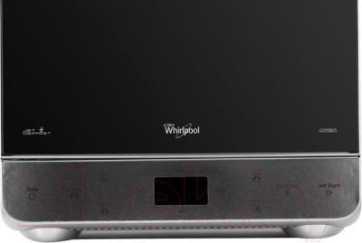 Микроволновая печь Whirlpool MAX 38 IX - панель управления