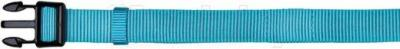 Ошейник Trixie Premium Collar 20150 (S-M, аквамарин) - общий вид