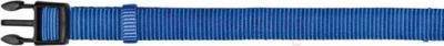 Ошейник Trixie Premium Collar 20162 (M-L, синий) - общий вид