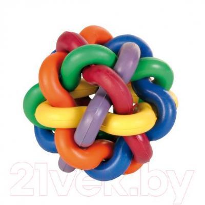 Игрушка для животных Trixie Knot Ball 32621 (разные цвета) - общий вид