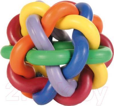 Игрушка для животных Trixie Knot Ball 32622 (разные цвета) - общий вид