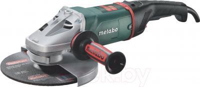 Профессиональная болгарка Metabo W 24-230 MVT (606467000) - общий вид