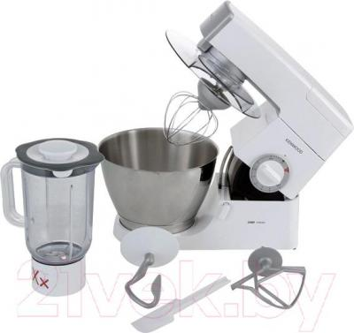 Кухонный комбайн Kenwood KM336 - возможности