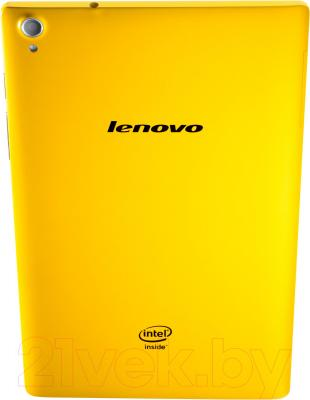 Планшет Lenovo TAB S8-50L 16GB LTE (59427938) - вид сзади