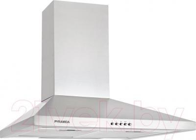 Вытяжка купольная Pyramida KS 60U  (нержавеющая сталь) - общий вид
