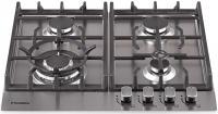 Газовая варочная панель Pyramida PFX 643 Luxe (нержавеющая сталь) -