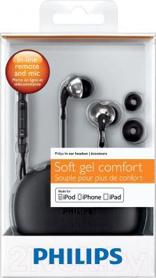 Наушники-гарнитура Philips SHH9757 - в упаковке