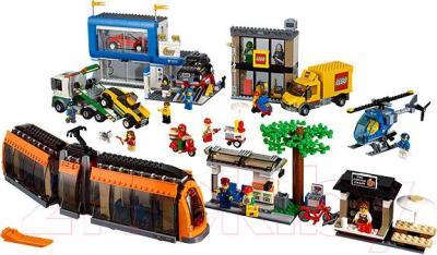 Конструктор Lego City Городская площадь (60097) - общий вид