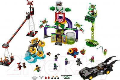 Конструктор Lego Super Heroes Джокерленд (76035) - общий вид