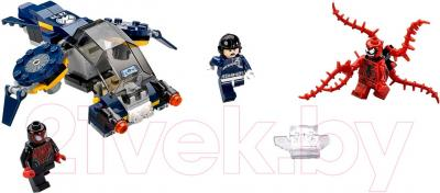 Конструктор Lego Super Heroes Воздушная атака Карнажа (76036) - общий вид